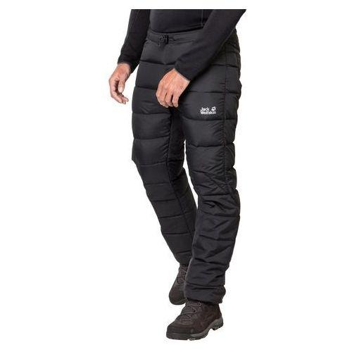 Spodnie puchowe męskie ATMOSPHERE PANTS MEN black - XL