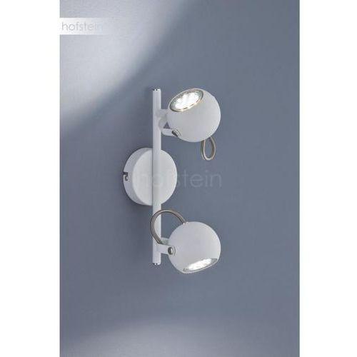 Reality BASTIA reflektor Biały, 2-punktowe - Nowoczesny - Obszar wewnętrzny - BASTIA - Czas dostawy: od 2-3 tygodni, R80052031