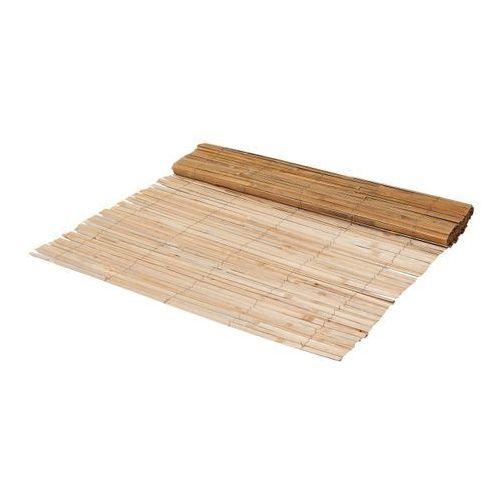 Mata balkonowa bambusowa półłupana 120 x 300 cm marki Blooma