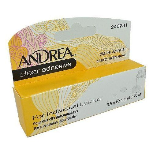 ANDREA Klej Clear for individual lashes 3,5g/.12 oz