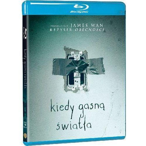 Kiedy gasną światła (Blu-Ray) - David F. Sandberg (7321999343644)