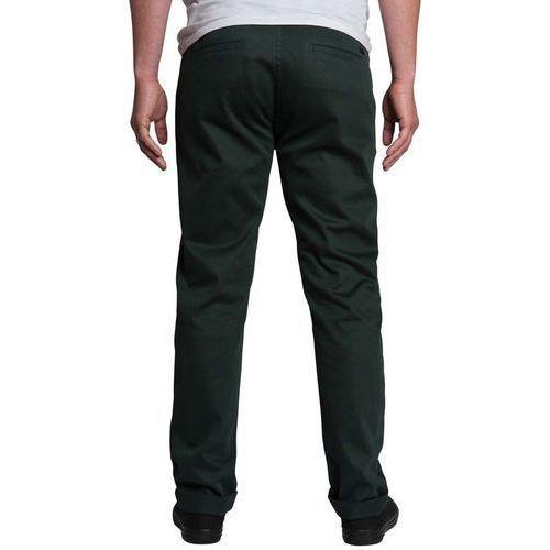 spodnie KREW - K Slim Chino Spruce (GRN) rozmiar: 33