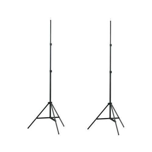 Vidaxl  statywy do lamp, 2 szt, wysokość 78-210 cm (8718475814764)