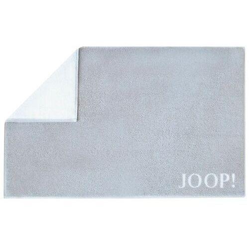 JOOP! Maty do kąpieli Dywanik łazienkowy kolor srebrny/biały badtextilien 1.0 pieces (4011638868487)
