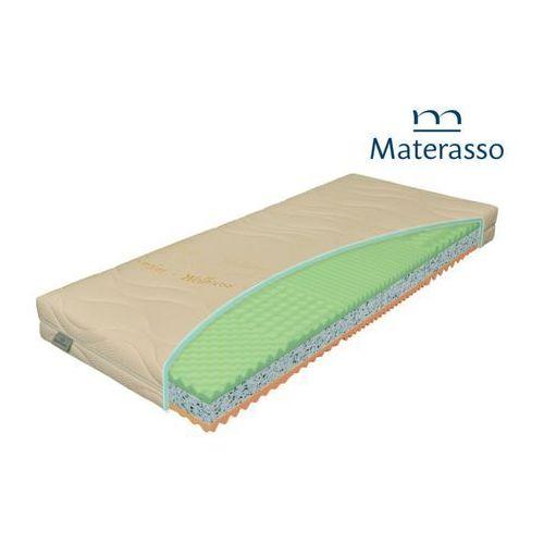 Materasso klasik - materac piankowy, rozmiar - 120x200 wyprzedaż, wysyłka gratis
