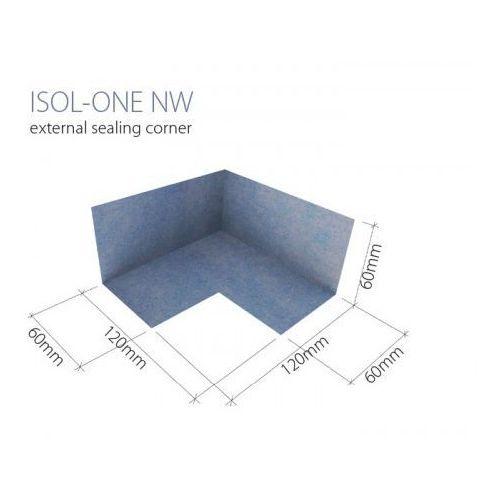 Wiper narożnik uszczelniający wewnętrzny, isol-one nw