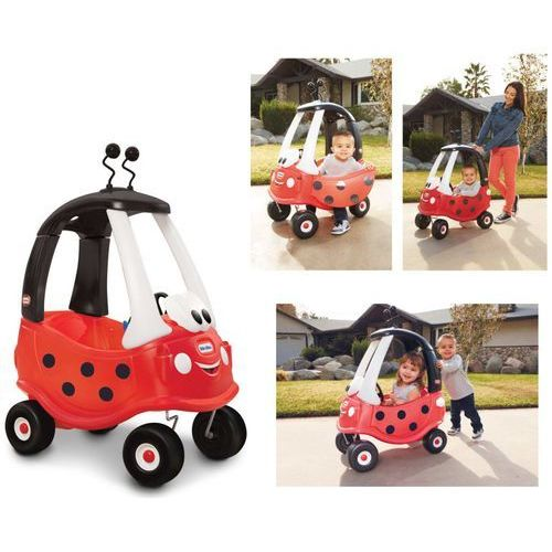 Little tikes Lt samochód jeździk cozy coupe biedronka 0050743173059