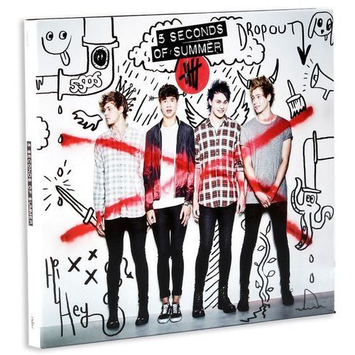 Universal music 5 seconds of summer - 5 seconds of summer [deluxe] (0602537856886)