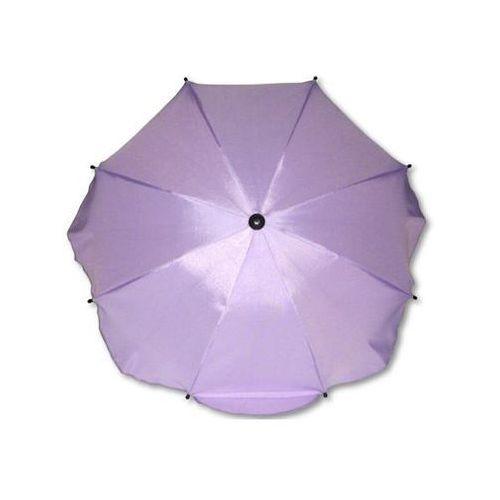 Parasolka do wózka fioletowa jasna marki New baby