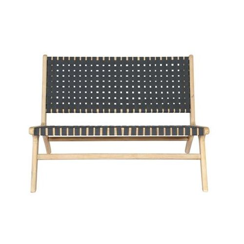 ławka frame antracytowa 375779-a marki Woood