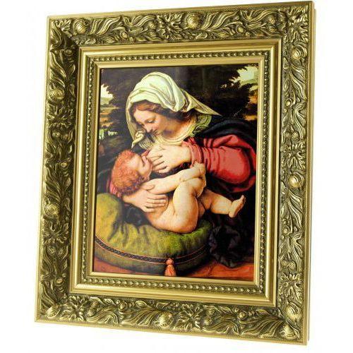Obraz ceramiczny Matka Boża Karmiąca, ACH551