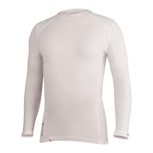 Koszulka z długim rękawem ENDURA Transmission II biały / Rozmiar: M