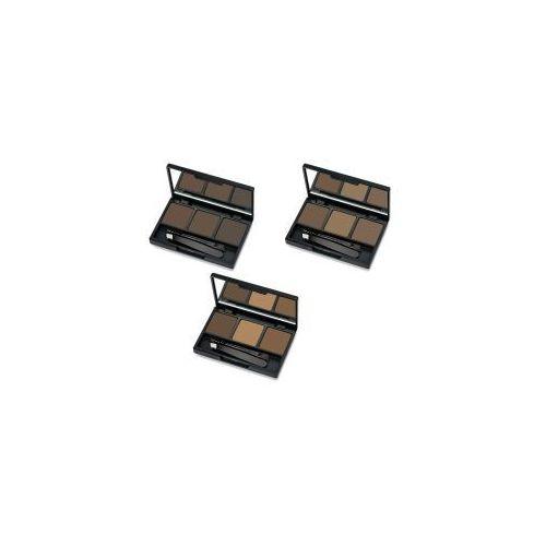 Golden Rose Eyebrow Styling Kit, zestaw do stylizacji brwi