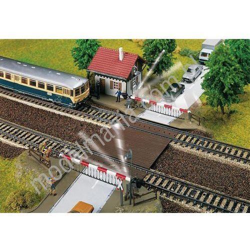 Faller Przejazd kolejowy elektryczny  120174, skala h0, epoka ii (4104090001742)