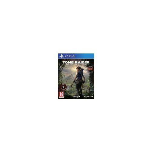 Tomb Raider Definitive Edition (PS4)