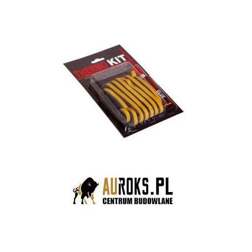 Parkanex Zestaw naprawczy thermo kit (taśma 20x4 mm + klej 20ml) do uszczelniania połączeń wkładów kominkowych długość 2,5m (9005249017315)