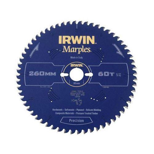 Irwin marples Tarcza do pilarki tarczowej 260 mm/60t m/30 (5706918974635)