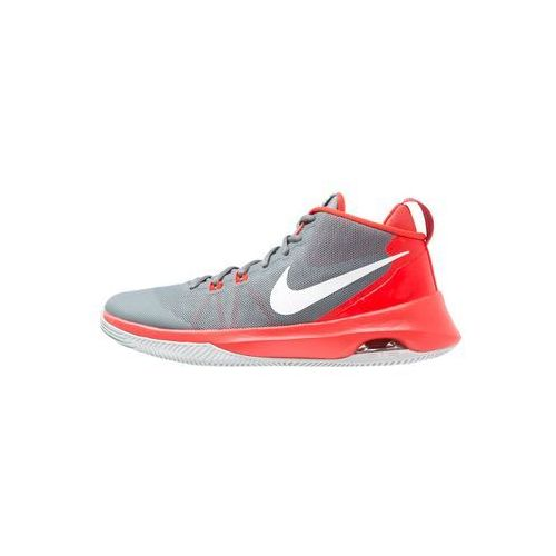 Nike Performance AIR VERSITILE Obuwie do koszykówki cool grey/white/max orange/wolf grey/pure platinum (0882801227936)