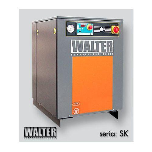 Sprężarka śrubowa sk 22 [8/10/15 bar] marki Walter