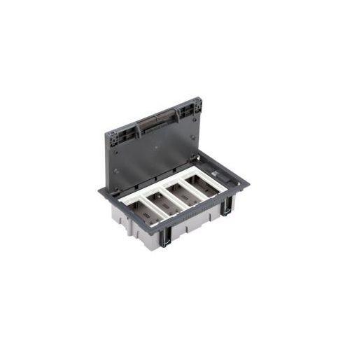 Puszka podłogowa 8 modułowa marki Kontakt simon