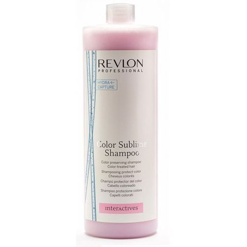 Revlon Interactives Color Sublime Shampoo 1250ml W Szampon do włosów farbowanych