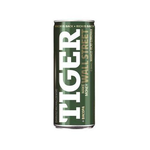 Tymbark Napój energetyzujący tiger wallstreet 250 ml (5900334002778)