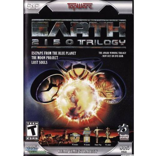 Earth 2150 Trylogia (PC)