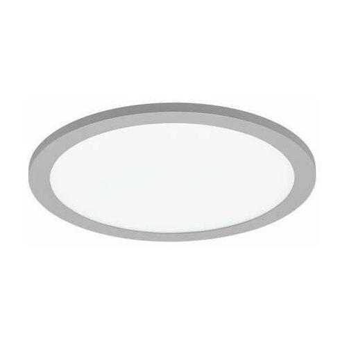 Eglo sarsina 98213 plafon lampa sufitowa 1x17w led szary/biały