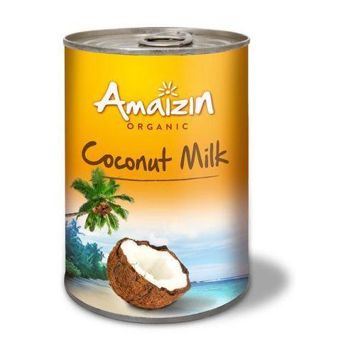 Mleko kokosowe 17% BIO 400ml (8717496904928). Najniższe ceny, najlepsze promocje w sklepach, opinie.