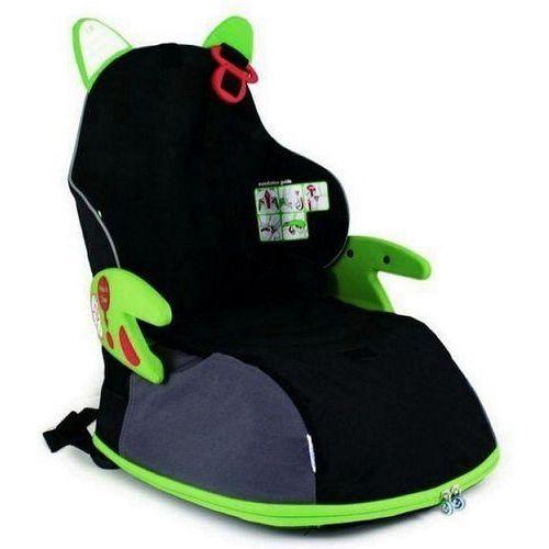 Trunki - walizeczki i akcesoria Podstawka podwyższająca i plecak trunki 2w1 zielony + darmowy transport! (5055192200412)