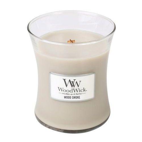 Świeca Core WoodWick Wood Smoke średnia, 92075