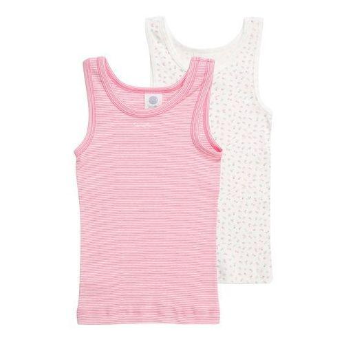 SANETTA Podkoszulka 'DP Shirt' stary róż / biały