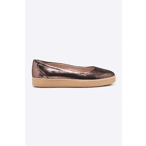 443fb1cb057 Clarks - Baleriny Lillia Petal Copper
