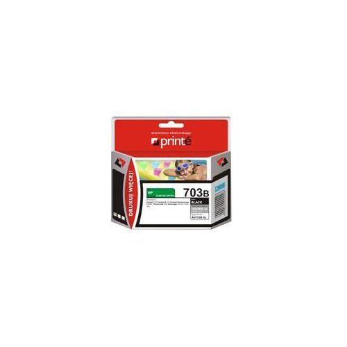 Printe AH703B XL tusz dla HP D730 (CD887AE) PRO, czarny/ DARMOWY TRANSPORT DLA ZAMÓWIEŃ OD 99 zł