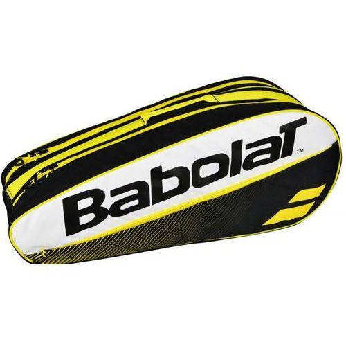 thermobag x6 holder żółty marki Babolat