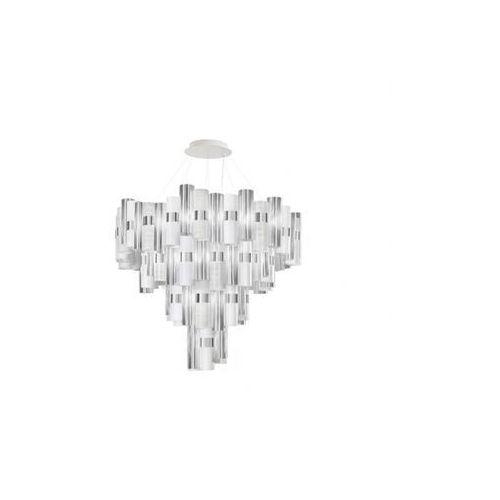 Żyrandol la lollona 4 – white marki Slamp