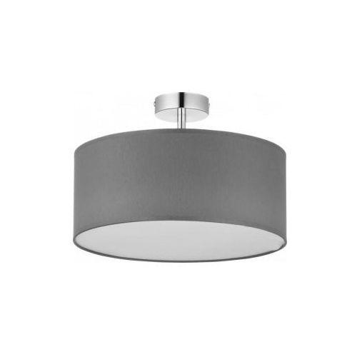 Tklighting Tk lighting vienna 4240 plafon lampa sufitowa 4x60w e27 grafit/chrom (5901780542405)