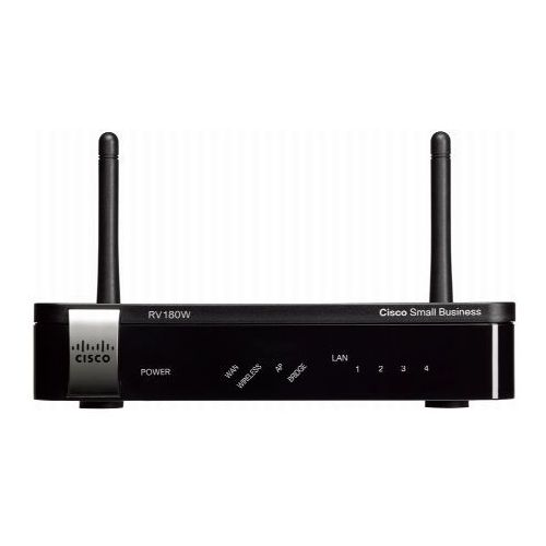 rv180w wireless n vpn firewall (rv180w-e-k9-g5) marki Cisco