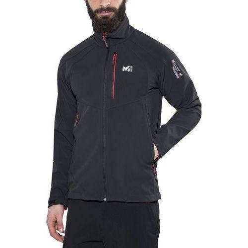 Millet w3 pro wds kurtka mężczyźni czarny xs 2016 kurtki wspinaczkowe
