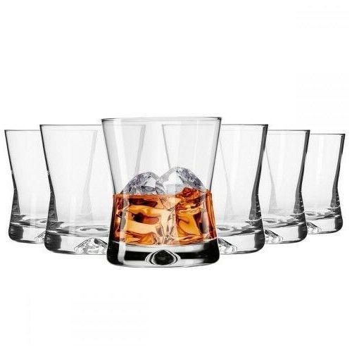 Szklanki do whisky X-line 290 ml 119/267 (5900345787428)