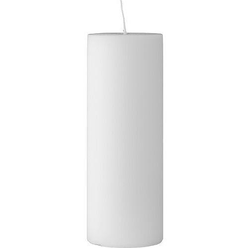 Świeca 20 cm biała marki Bloomingville