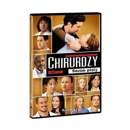 CHIRURDZY, SEZON 5 (7 DVD) (7321917502009)