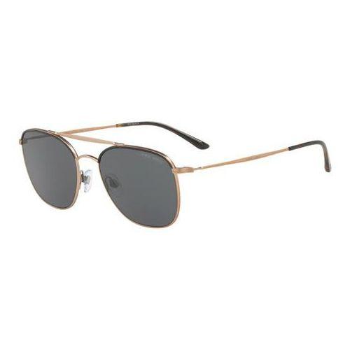 Giorgio armani Okulary słoneczne ar6058j polarized 300481