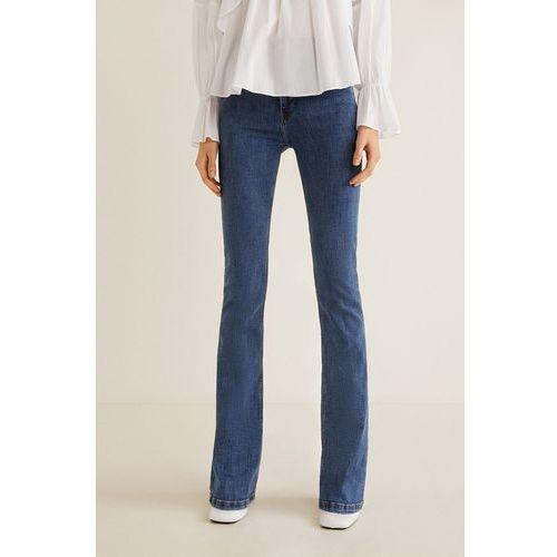 Mango - jeansy flare