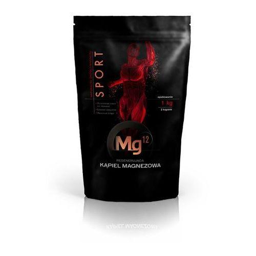 Mg12 płatki magnezowe do kąpieli - 1 kg