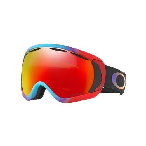 Oakley Gogle snowboardowe - prizm halo canopy w prizm torch (80) rozmiar: os