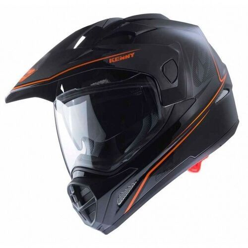 kask extreme black/neon orange marki Kenny