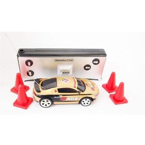 Mini Car RC 1:58- Złoty