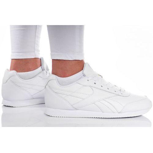 BUTY REEBOK ROYAL CLJOG V70492, kolor biały