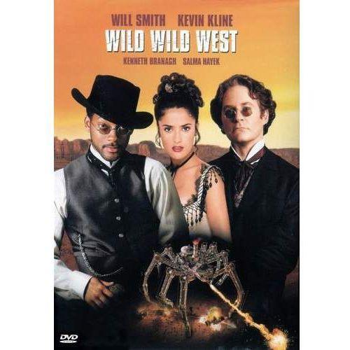 Bardzo dziki zachód (Płyta DVD)